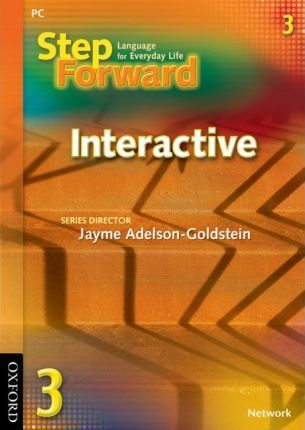 Step Forward 3: Interactive CD-ROM (Internet Use)