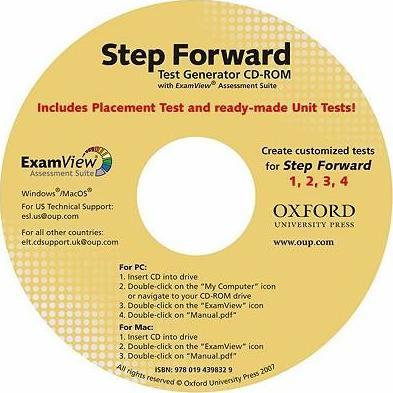 Step Forward: Test Generator CD-ROM with ExamView (R) Assessment Suite
