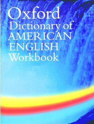 The Oxford Dictionary of American English
