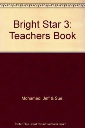 Bright Star 3 Teachers Book