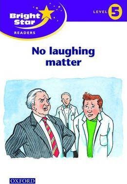 Bright Star Reader 5: No Laughing Matter