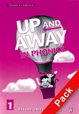 Up and Away in Phonics 1: Book and Audio CD Pack