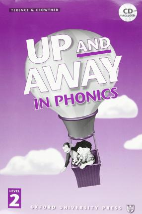 Up and Away in Phonics 2: Book and Audio CD Pack
