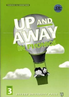 Up and Away in Phonics 3: Book and Audio CD Pack