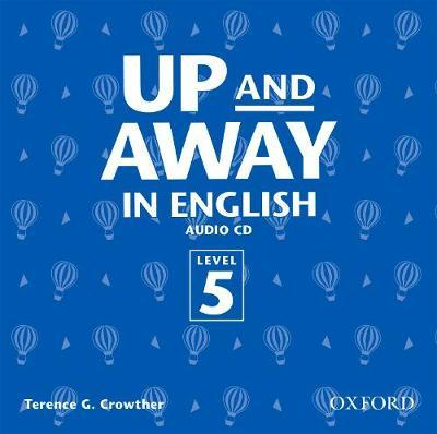 Up and Away in English 5: Class Audio CD