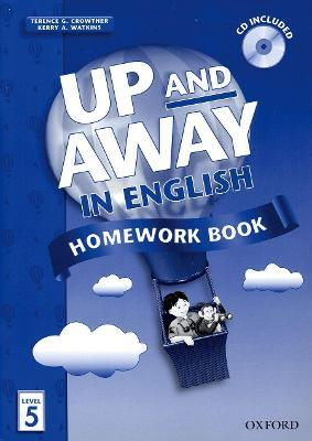 Up and Away in English Homework Books: Pack 5