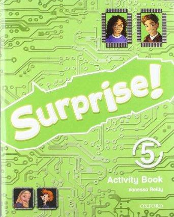Surprise! 5 Activity Book+ Study Skills Booklet