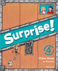 Surprise!, 4º Primaria : class book with Multi-ROM