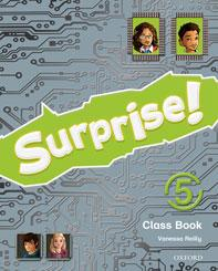Surprise 5: Class Book Pack with Multi-ROM