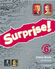 Surprise 6: Class Book Pack with Multi-ROM