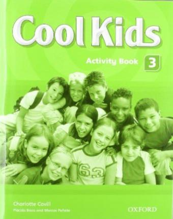 Cool Kids 2: Activity Book and Multi-ROM Pack