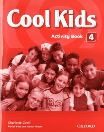 Cool Kids 4: Activity Book and Multi-ROM Pack
