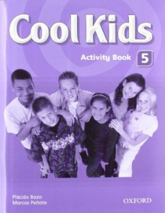 Cool Kids 5: Activity Book and Multi-ROM Pack