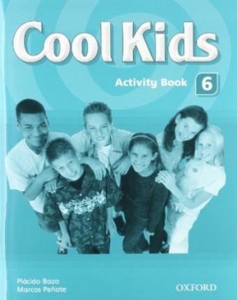 Cool Kids 6: Activity Book and Multi-ROM Pack