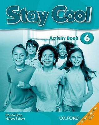Stay Cool 6. Activity Book