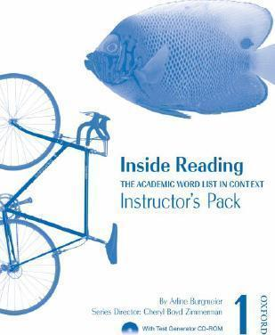 Inside Reading 1: Instructor's Pack