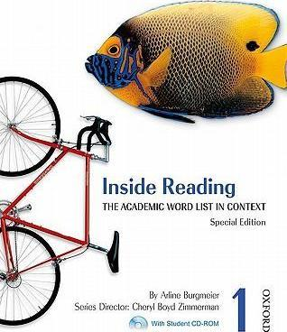 Inside Reading 1: The Academic World List in Context, Special Edition with Student CD-ROM