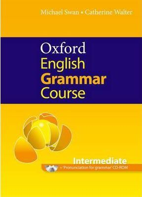 Oxford English Grammar Course: Intermediate: without Answers CD-ROM Pack