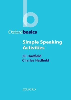 Simple Speaking Activities