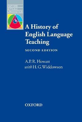 A History of ELT, Second Edition