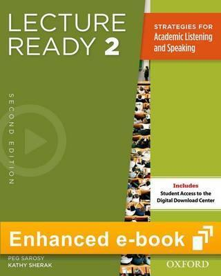 Lecture Ready Second Edition: 2: e-Book - Buy in-App