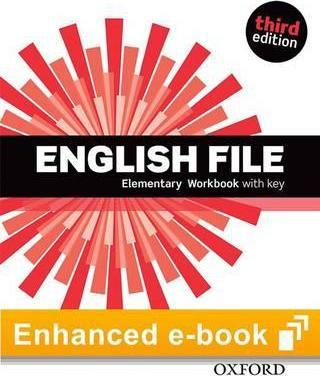 Iportfolio in-App English File Elementary Workbook with Key(Limited&Perpetual)