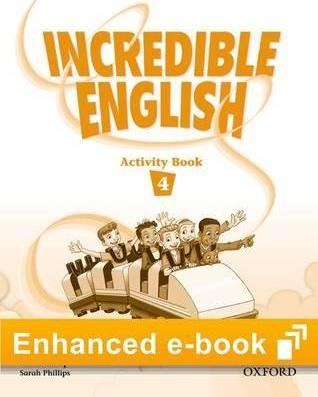 Iportfolio in-App Incredible English 4 Activity Book (Limited & Perpetual)