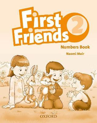 First Friends 2: Numbers Book