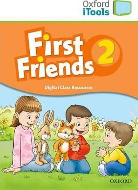 First Friends 2: Itools (international): 2