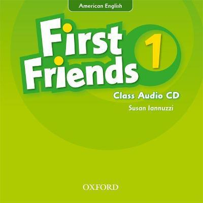 First Friends (American English): 1: Class Audio CD