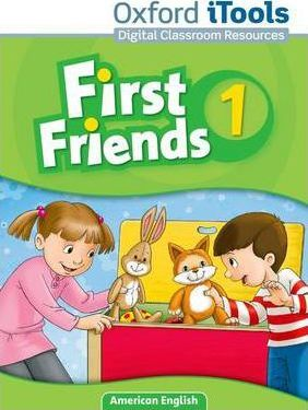 First Friends (American English): 1: iTools