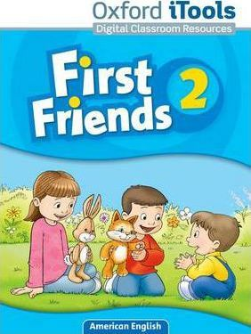 First Friends (American English): 2: iTools