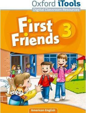 First Friends (American English): 3: iTools