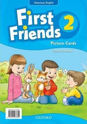 First Friends (American English): 2: Picture Cards