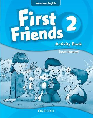 First Friends (American English): 2: Activity Book