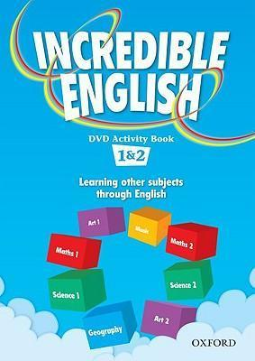Incredible English: 1 & 2: DVD Activity Book