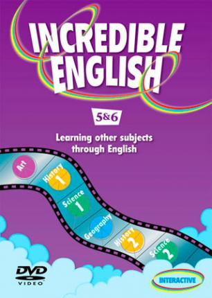 Incredible English: 5 & 6: DVD