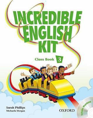 Incredible English Kit 3: Class Book and CD-ROM Pack