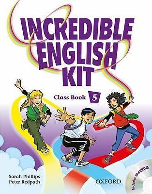 Incredible English Kit 5: Class Book and CD-ROM Pack