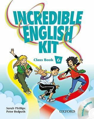 Incredible English Kit 6: Class Book and CD-ROM Pack