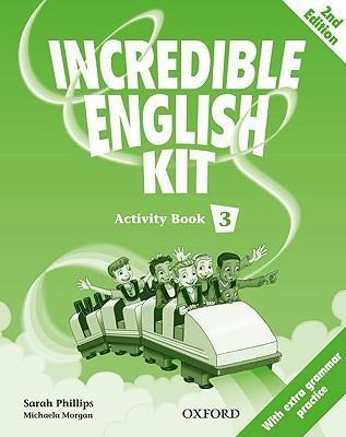 Incredible English Kit 3: Activity Book 2nd Edition