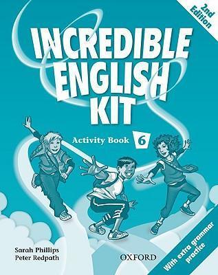 Incredible English Kit 6: Activity Book 2nd Edition