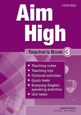 Aim High Level 3: Teacher's Book: 3