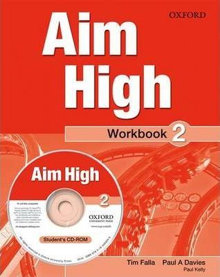 Aim High Level 2 Workbook & CD-ROM