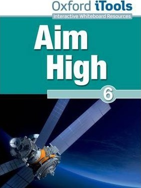Aim High: Level 6: iTools On DVD-ROM Disc