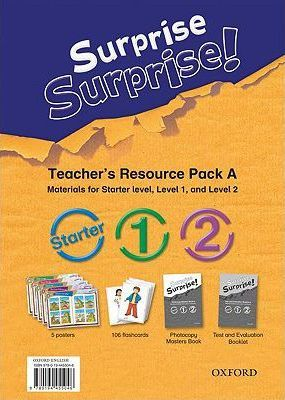 Surprise Surprise!: A (Starter, Level 1 and 2): Teacher's Resource Pack