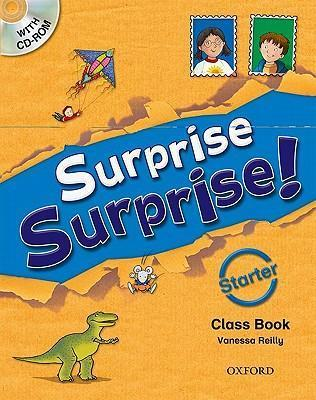Surprise Surprise!: Starter: Class Book with CD-ROM