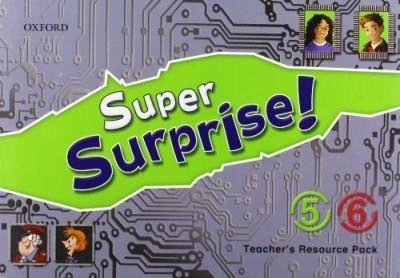 Super Surprise!: 5-6: Teacher's Resource Pack