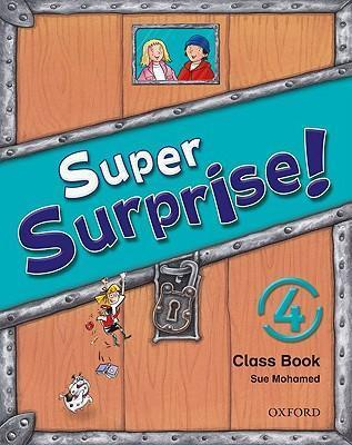 Super Surprise!: 4: Course Book