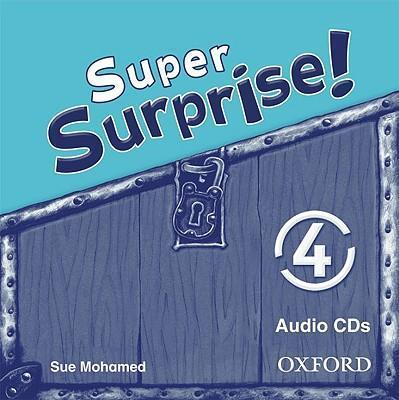Super Surprise!: 4: Class CD